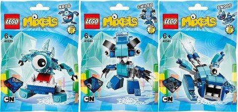 LEGO Mixels: Крог 41539