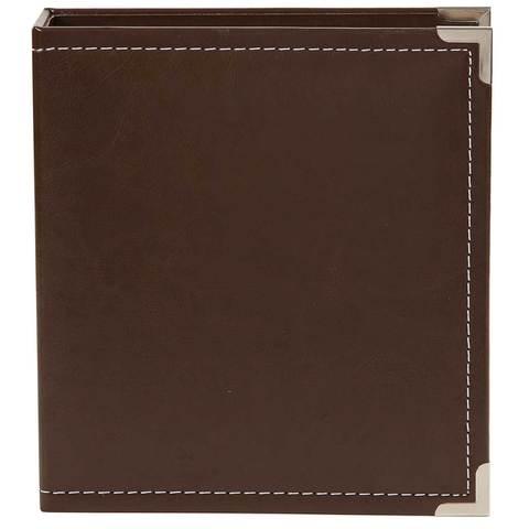 Альбом для Project Life Handbook 15х20см by Simple Stories Эко кожа