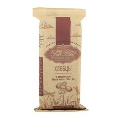 Хлебцы бездрожжевые, ЭКО-хлеб, с арахисом из пророщенного зерна пшеницы, 120 г.