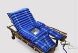 Бесшумный противопролежневый трубчатый матрас с отверстием и доп.секцией для Гамма-6, КМФ 942, Revolution