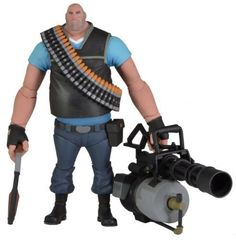 Team Fortress 2: BLU Heavy Limited Edition