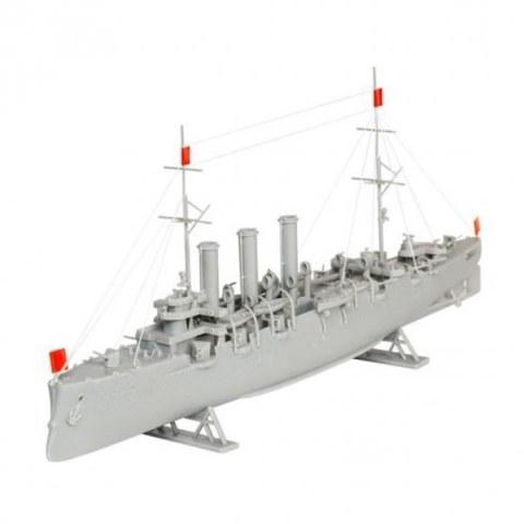 Модель Огонёк копия Крейсер Аврора С-181