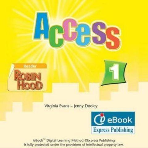 Access 1 Ie-book электронное приложение с интерактивными упражнениями. Совместимое с Spotlight 5