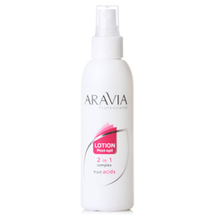 ARAVIA Professional, Лосьон 2 в 1 для замедления роста, 150 мл