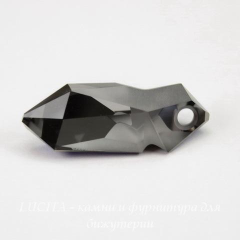 6912 Подвеска Сваровски Kaputt Crystal Metallic Blue (28 мм)