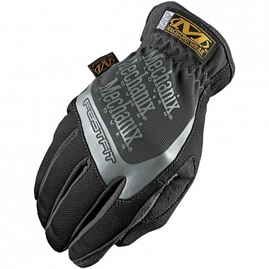 Перчатки Mechanix FastFit Black (MFF-05)