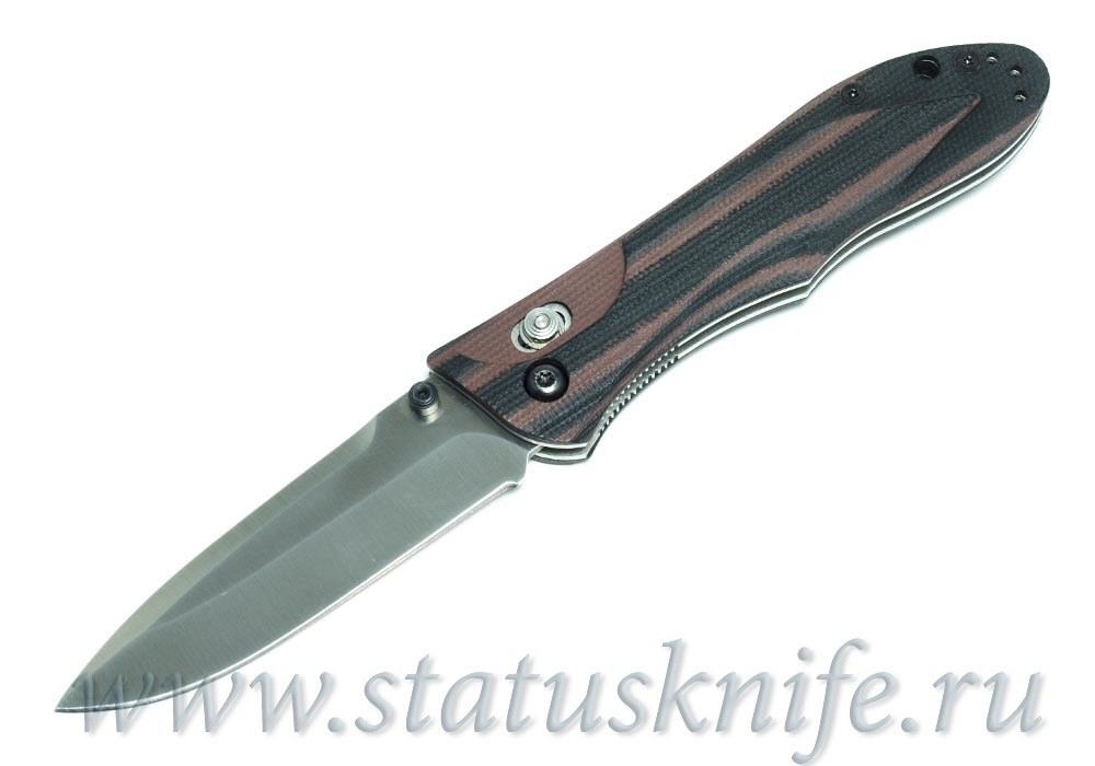 Нож BENCHMADE 730 Sterile Evaluation knife