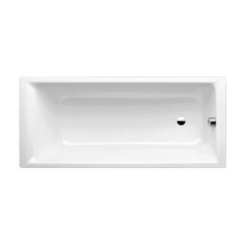 Стальная ванна Kaldewei Puro 259100013001 мод. 691 170x80 белый + easy-clean