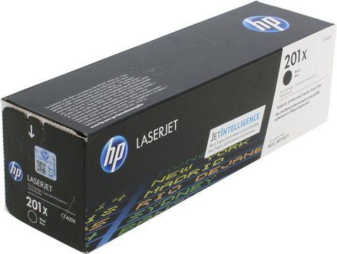 Картридж черный 201X HP Color LaserJet Pro M252dw, M277dw, M277n. Ресурс 2,8K (CF400X)