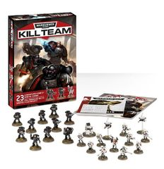 Warhammer 40,000: Kill Team. Компоненты