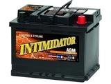 Аккумулятор Deka INTIMIDATOR 9A47  ( 12V 60Ah / 12В 60Ач ) - фотография
