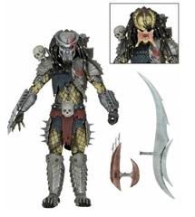 Фигурка Хищник Лицо со шрамом — Predator Scar Ultimate