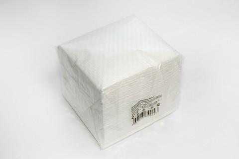 Салфетки 100л Премиум бел.