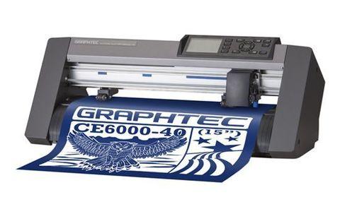 Рулонный режущий плоттер Graphtec СЕ6000-40 Plus