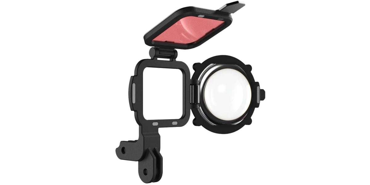 Набор фильтров PolarPro Switchblade для HERO7 Black раскрыт