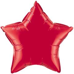 F 4 Звезда Красный  / 5 шт. /