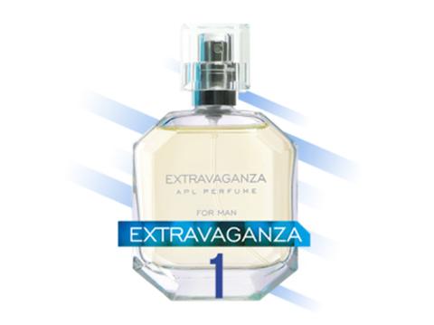 APL. Древесный мужской аромат  №1. 50 мл. Парфюмерная серия EXTRAVAGANZA.