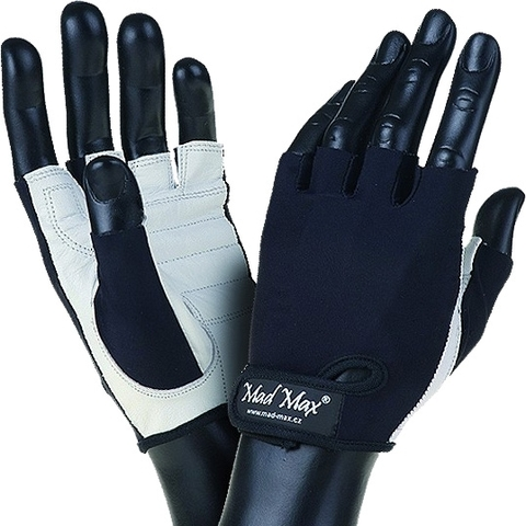 Мужские перчатки MadMax Basic MFG250