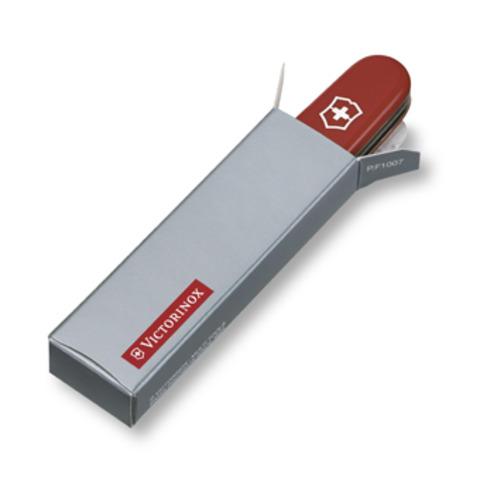 Нож Victorinox Sportsman, 84 мм, 13 функций, красный*
