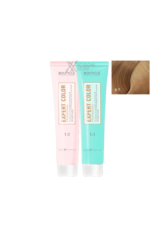 Expert Color Hair Color Cream 9/7 светлый капучино 100 мл