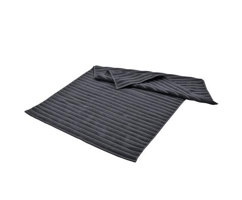 Элитный коврик для ванной Sultan темно-серый от Hamam