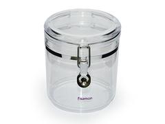 6786 FISSMAN Банка для сыпучиx продуктов 1,2 л