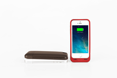 Чехол-аккумулятор для iPhone 4/4S/5/5s