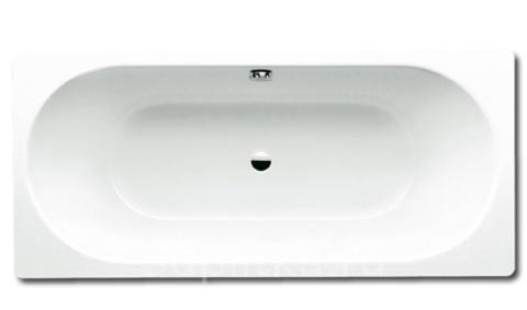 Стальная ванна Kaldewei Classic Duo 291000010001 Мод. 110 180х80 см