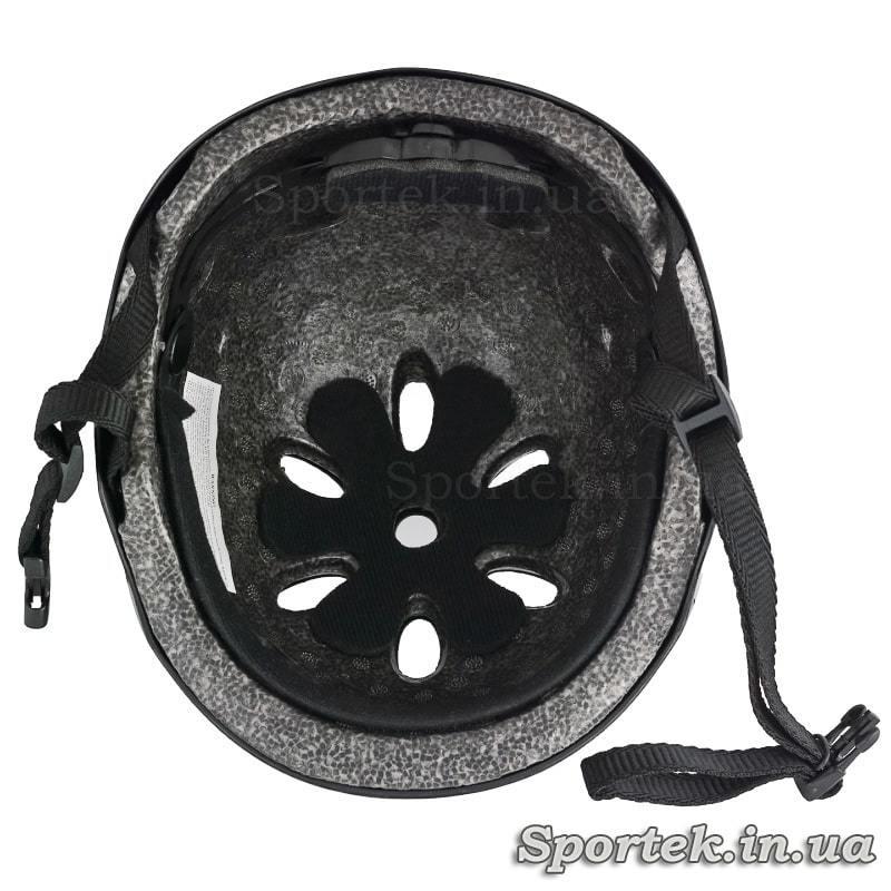 Вид шлема внутри