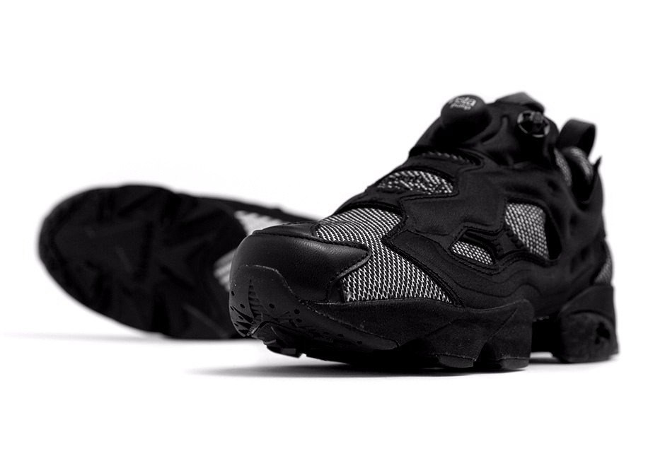 Reebok Insta Pump Fury White/Black (012)