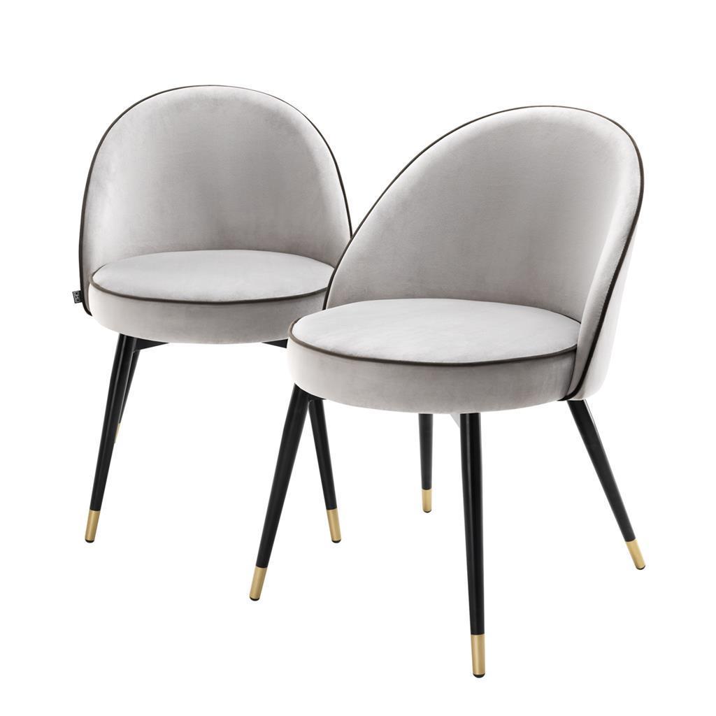 Обеденный стул Eichholtz 113124 Cooper (2 шт.)