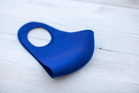 Маска неопреновая (синий) - 5 шт.