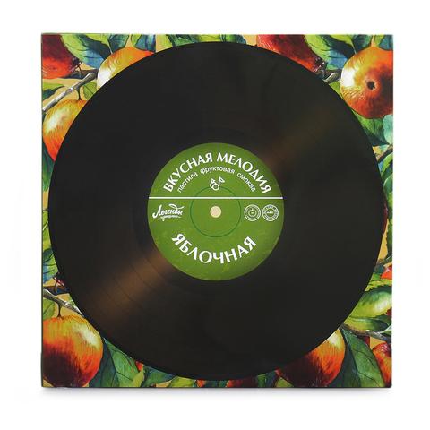 Яблочная пастила «Вкусная мелодия» натуральная
