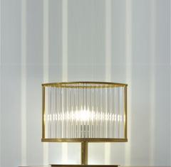 Настольный светильник Stilio Tischleuchte Messing ( gold )