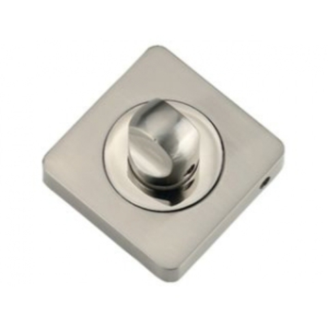 Завёртка К Ручкам квадратная TIXX КВ ВК 05, цвет никель матовый/никель блестящий