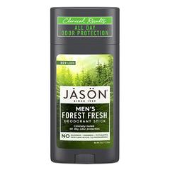 Твердый мужской дезодорант «Лесная свежесть», Jason