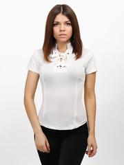 3388-4 кофта женская, белая