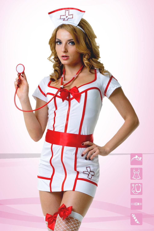 Эротический костюм доктора (Медсестры)