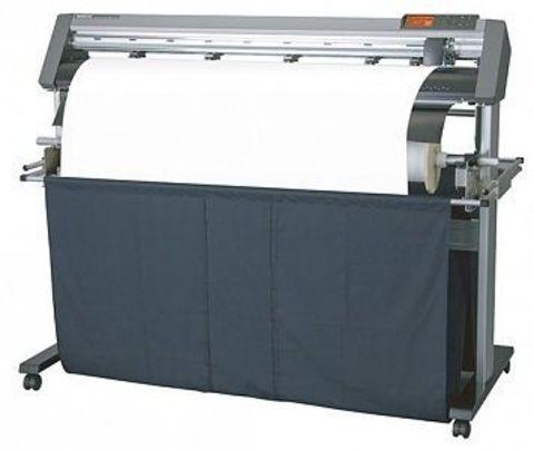Рулонный режущий плоттер Graphtec CE6000-120AP - специализированый плоттер для вывода лекал и раскладок. Со стендом