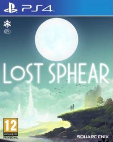 Sony PS4 Lost Sphear (английская версия)
