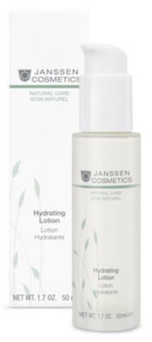 Интенсивно увлажняющая эмульсия для упругости и эластичности кожи Janssen Hydrating Lotion, 150 мл.