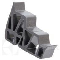 Запчасти для плиты: Держатель стекла двери духовки Electrolux/AEG/Zanussi - 3302377035