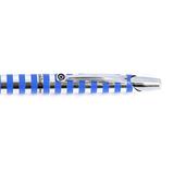 Шариковая ручка Franklin Covey Nantucket Violet Stripe в футляре (FC0072-3)