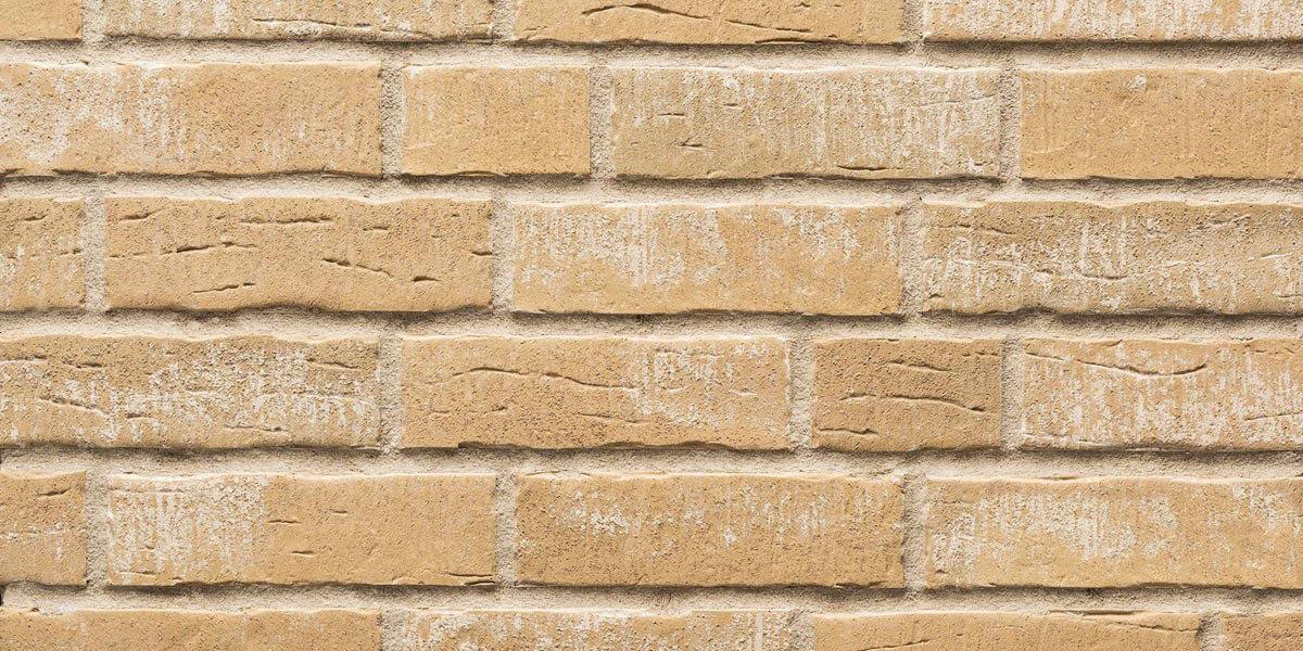 Stroeher - 371 silberbeige, Steinlinge, состаренная поверхность, ручная формовка, 240x71x14 - Клинкерная плитка для фасада и внутренней отделки