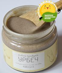 Урбеч из ядер арахиса, 225 гр. (Живой продукт)
