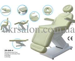 Кушетка массажно-косметологическая  ZD-848-4