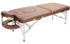 Складной массажный стол Vision Apollo Topmaster (БОРДО)