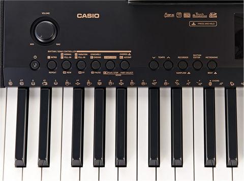 Цифровое пианино CASIO CDP-230R BK (с крестообразной стойкой)