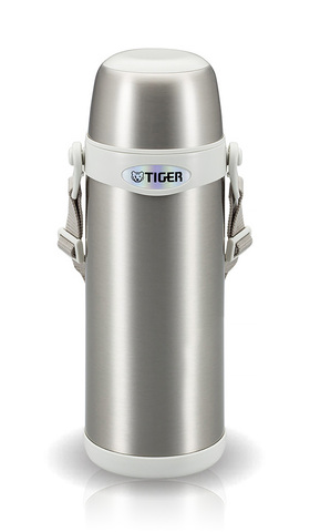 Термос Tiger MBI-A (1 литр), белый