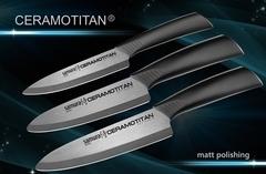 Набор из 3-х кухонных ножей Samura